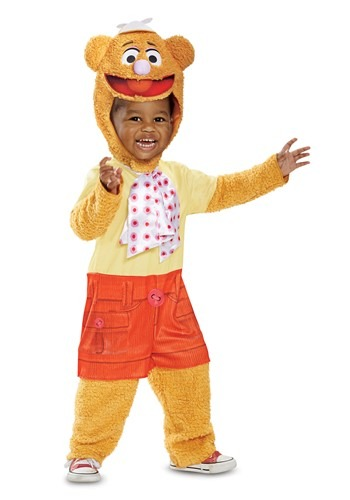 Infant Fozzie Bear Costume