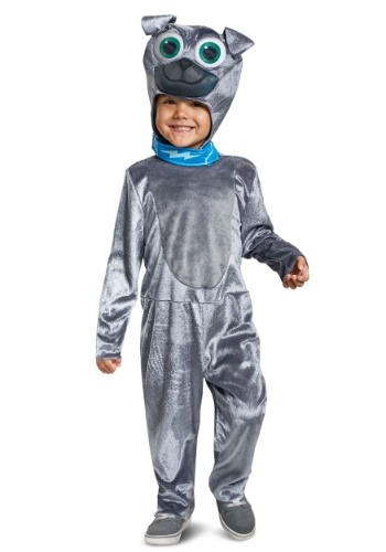 Puppy Dog Pals Child's Bingo Costume