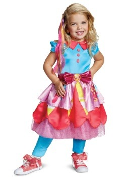 Girls Sunny Day Deluxe Costume