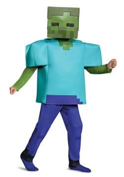 Minecraft Deluxe Kid Zombie Costume DLC