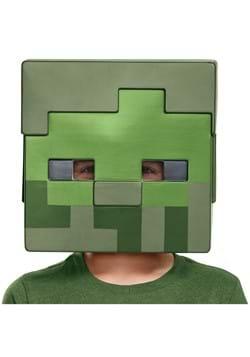 Child's Minecraft Zombie Half Mask main1