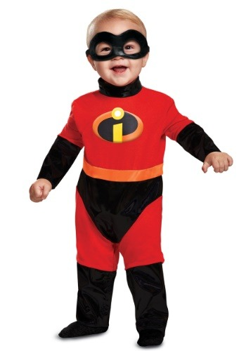 Click Here to buy Disney Incredibles 2 Classic Costume for Babies from HalloweenCostumes, USA Funds & Shipping