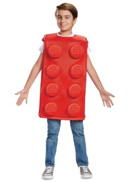 Lego Red Brick Costume