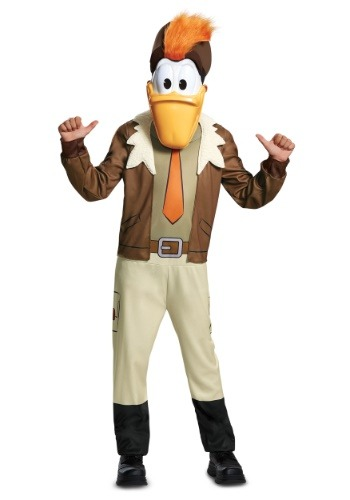 Duck Tales Launchpad McQuack Kids Costume