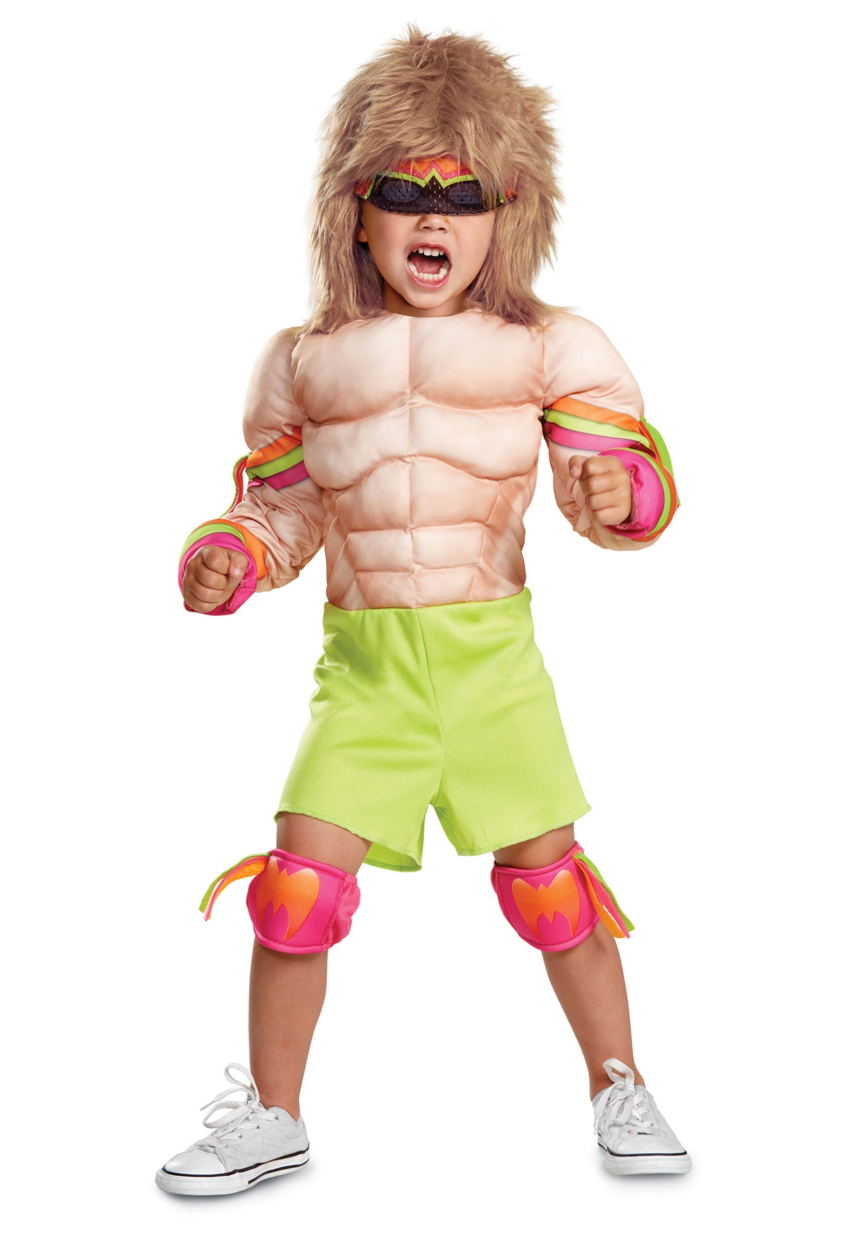 wwe ultimate warrior muscle costume for infants