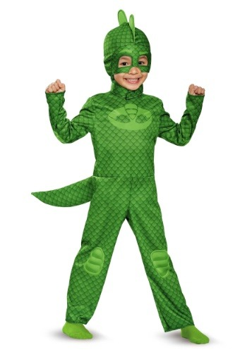 PJ Masks Classic Gekko Costume for Toddlers