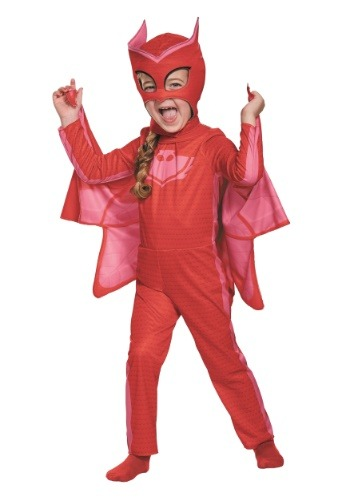 PJ Masks Classic Owlette Costume for Toddlers
