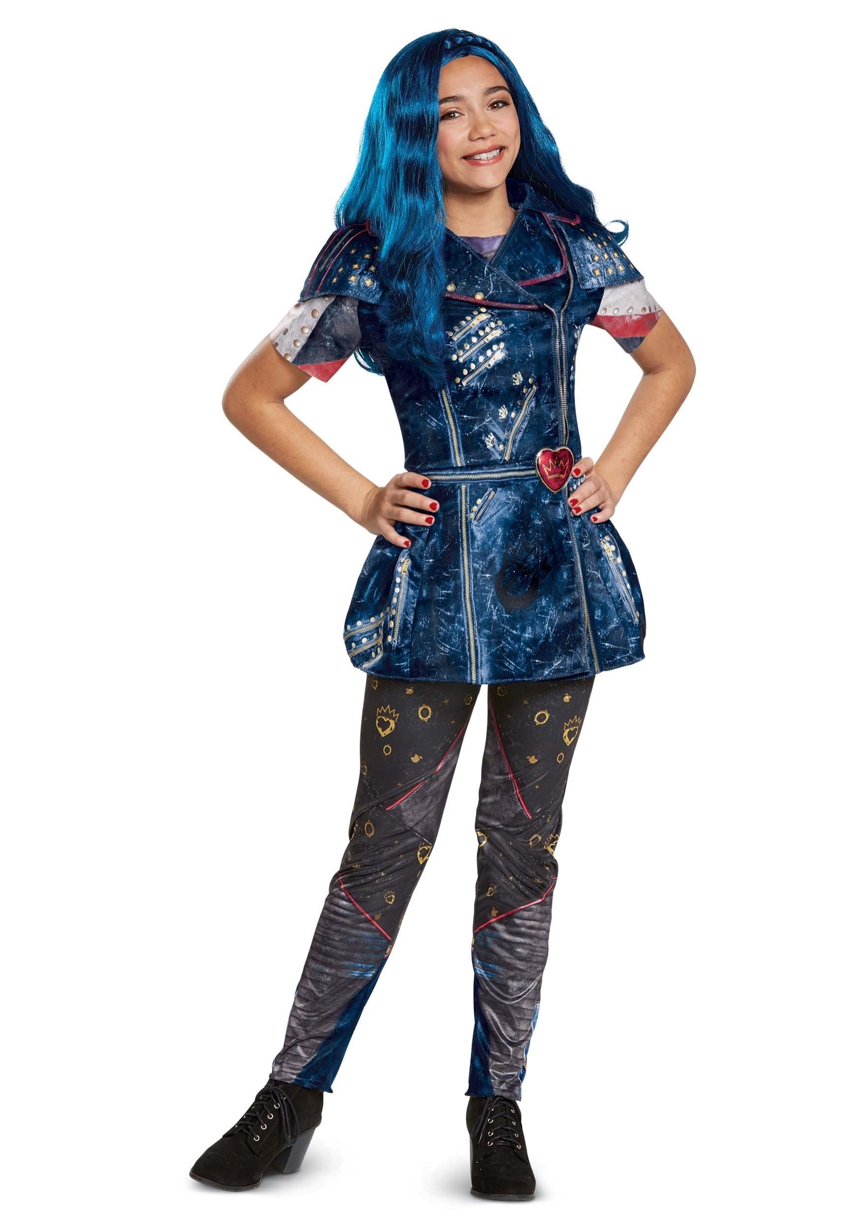 Descendants 2 Classic Child Evie Costume