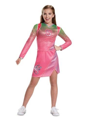 Disney Zombies Classic Addison Girls Costume1