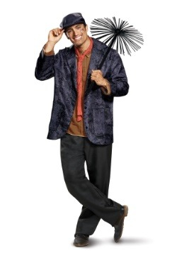 Mary Poppins Adult Deluxe Bert Costume1