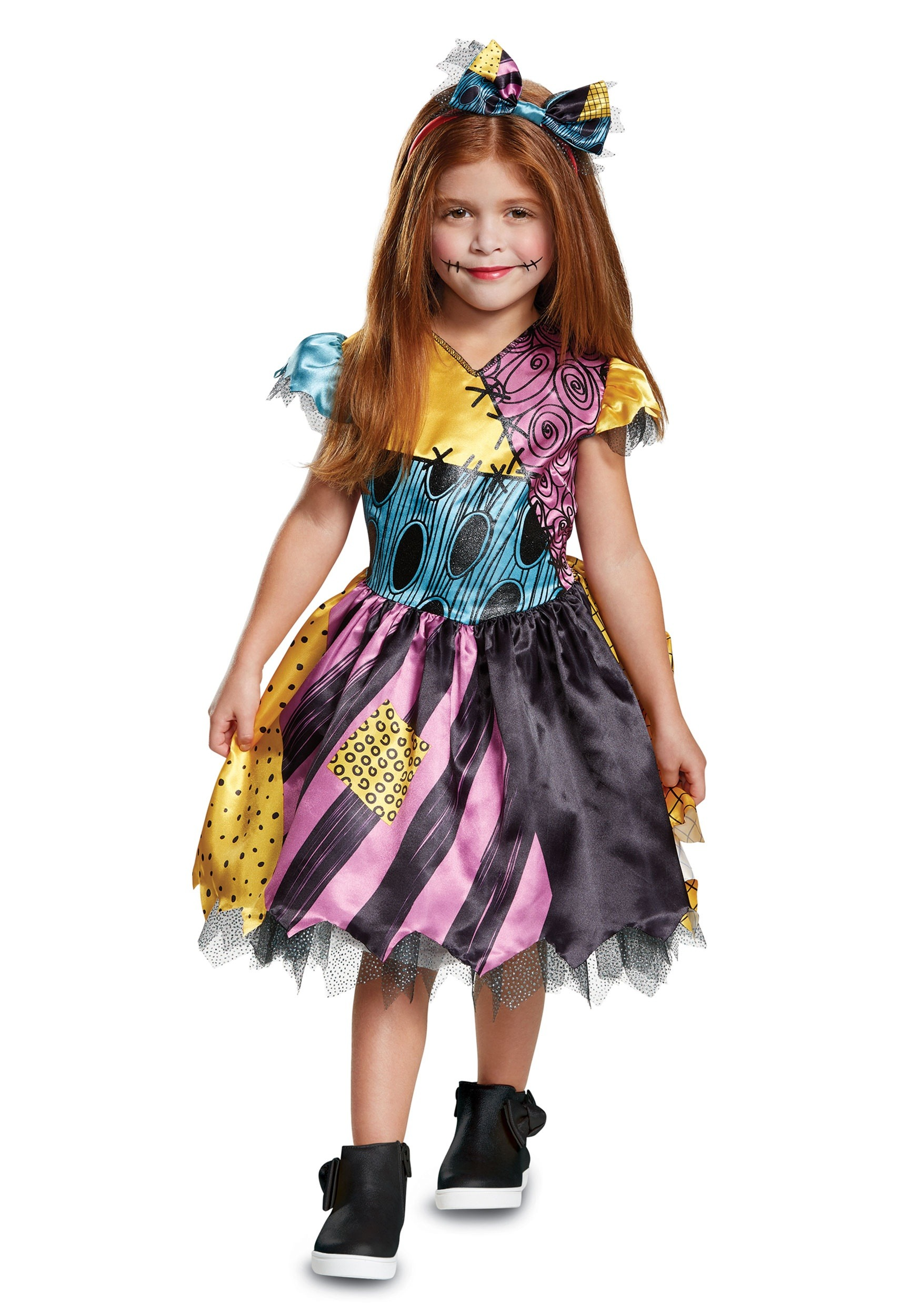 Nightmare Before Christmas Classic Sally Costume for Babies