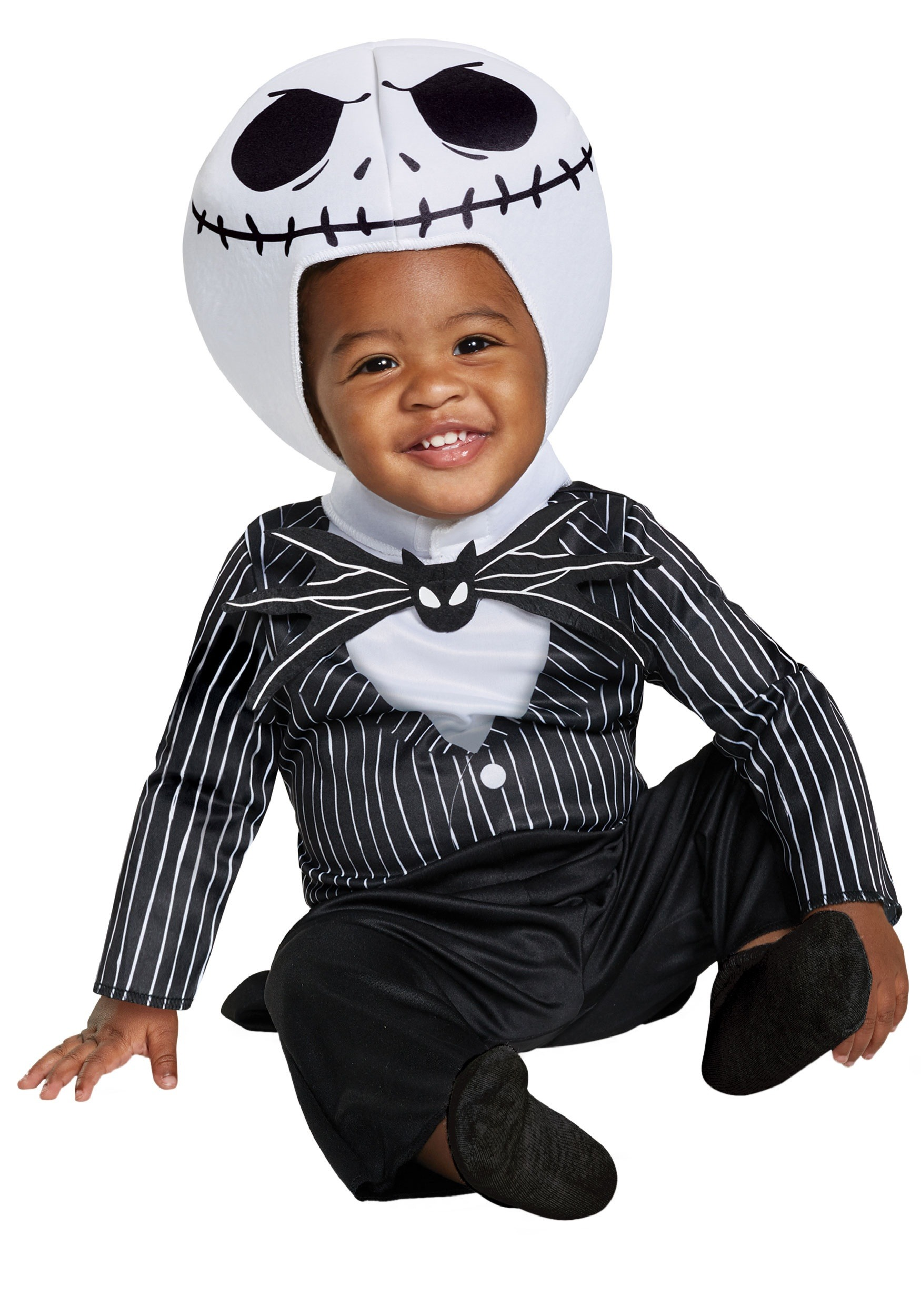 Child\'s Nightmare Before Christmas Classic Jack Skellington Costume