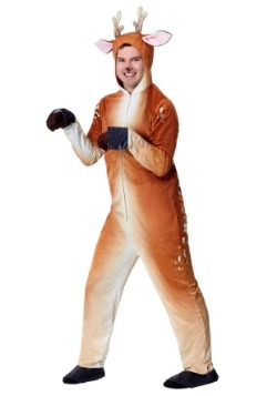 Men's Realistic Deer Costume