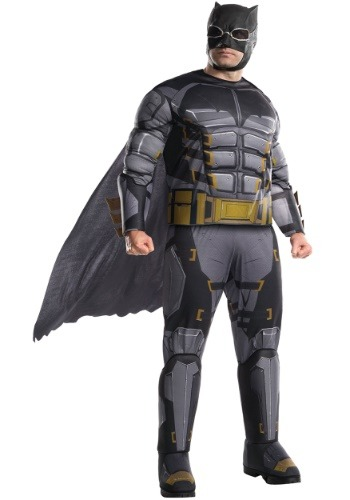 Click Here to buy Tactical Batman Plus Size Mens Costume from HalloweenCostumes, USA Funds & Shipping