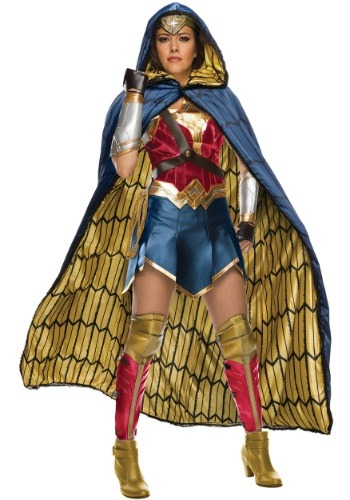 GRAND HERITAGE WONDER WOMAN COSTUME - Badass Halloween Costume