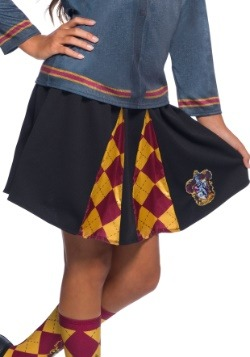 Harry Potter Gryffindor Kids Skirt2