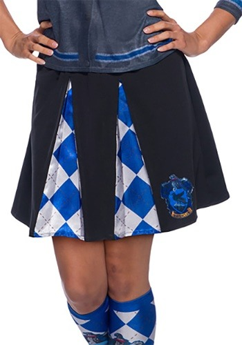 Click Here to buy Adult Ravenclaw Skirt from HalloweenCostumes, CDN Funds