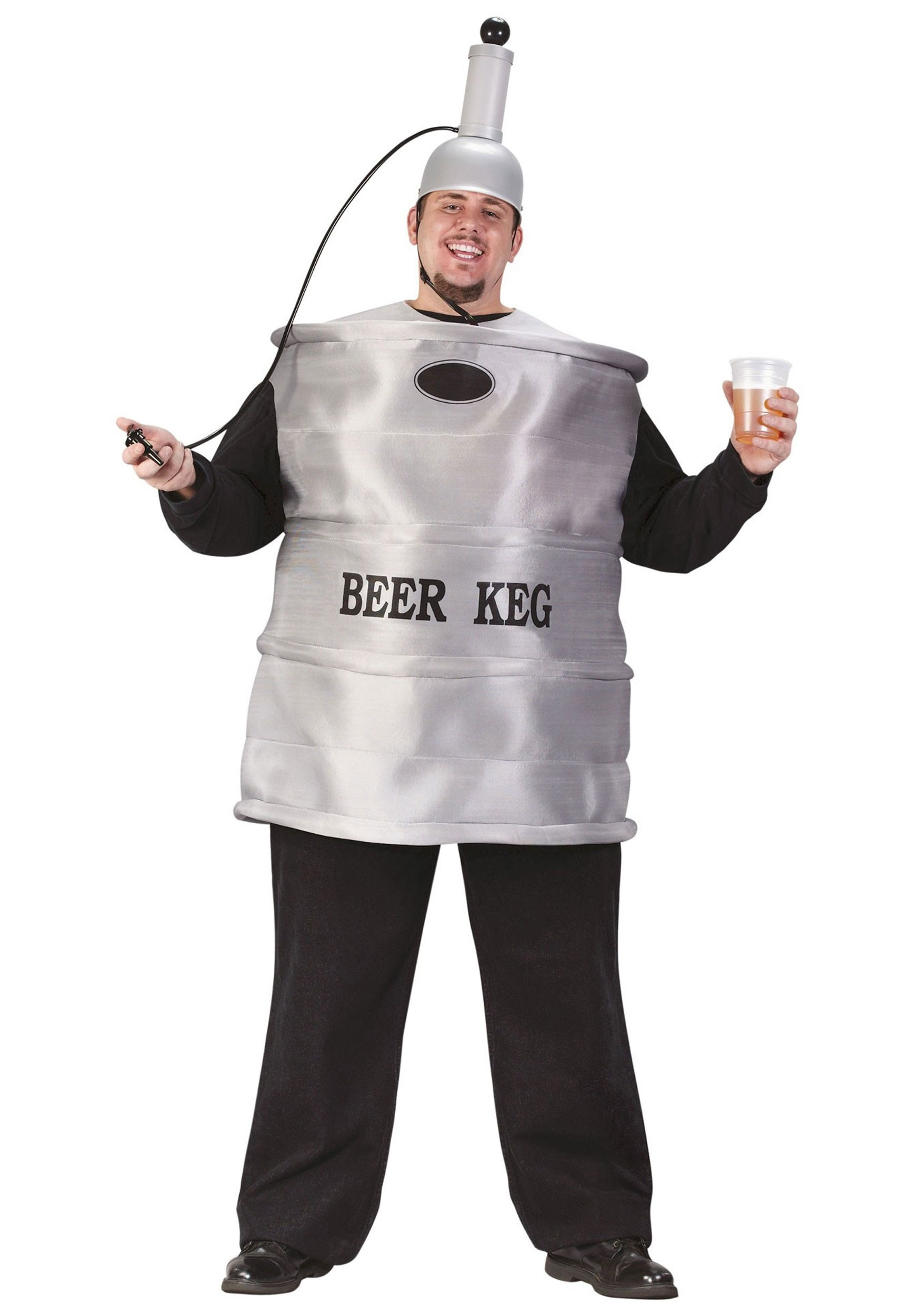 beer costumes - adult funny beer halloween costume