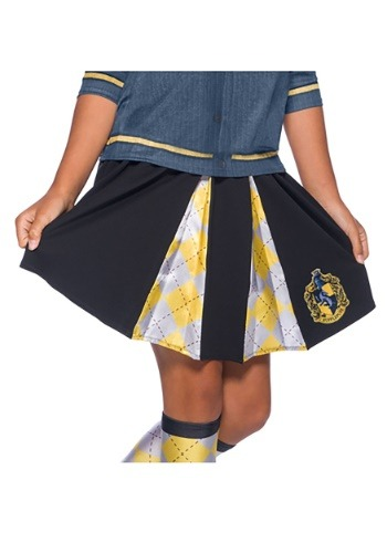 Child Hufflepuff Skirt Harry Potter