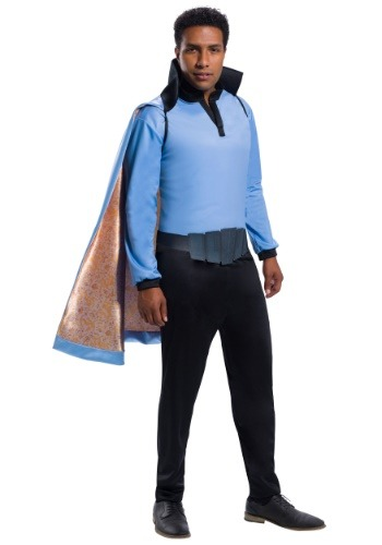 Click Here to buy Adult Lando Calrissian Costume from HalloweenCostumes, CDN Funds