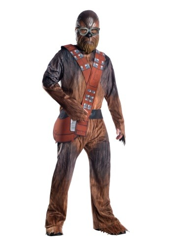 Star Wars Story Solo Chewbacca Adult Costume