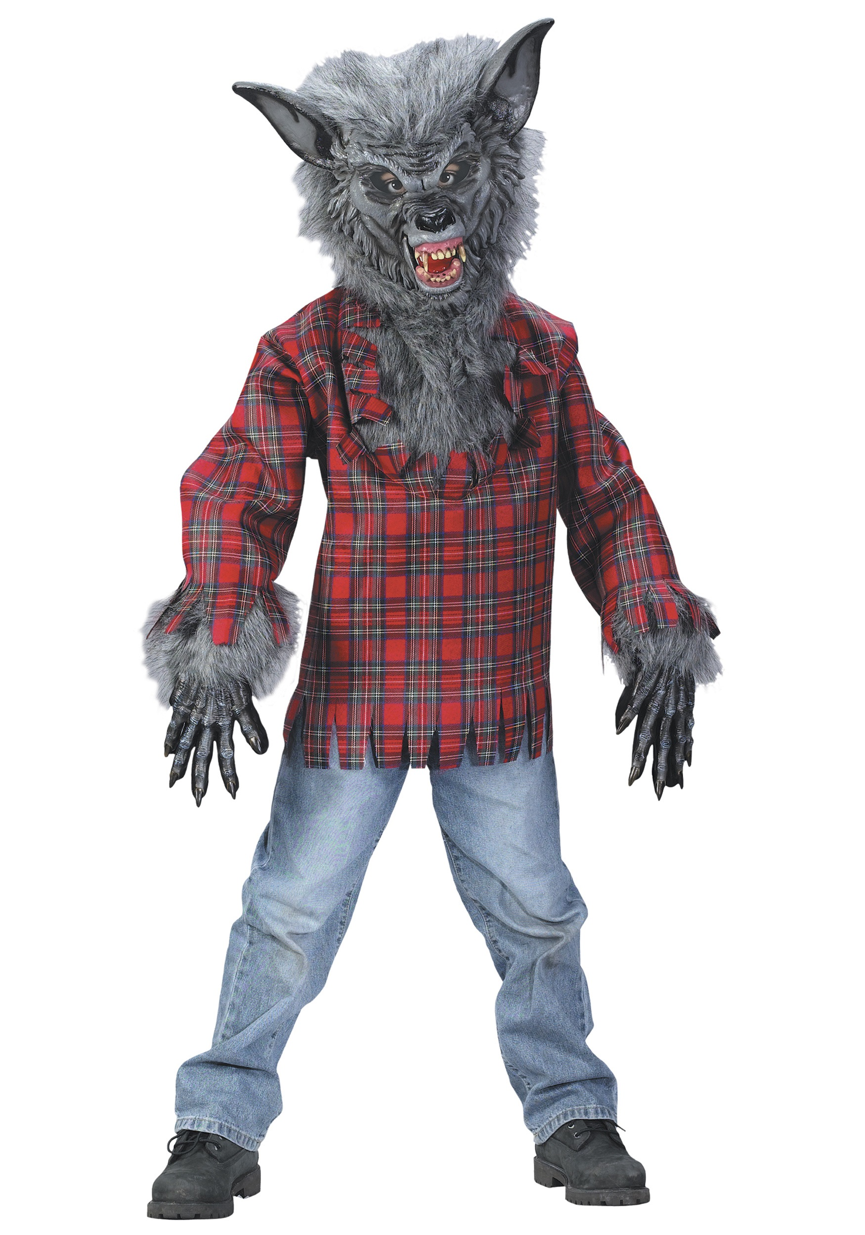 Kids Halloween Costumes Boys Kids Werewolf Costume