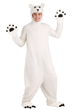 Adult Arctic Polar Bear Costume