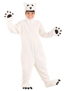 Kid's Arctic Polar Bear Costume