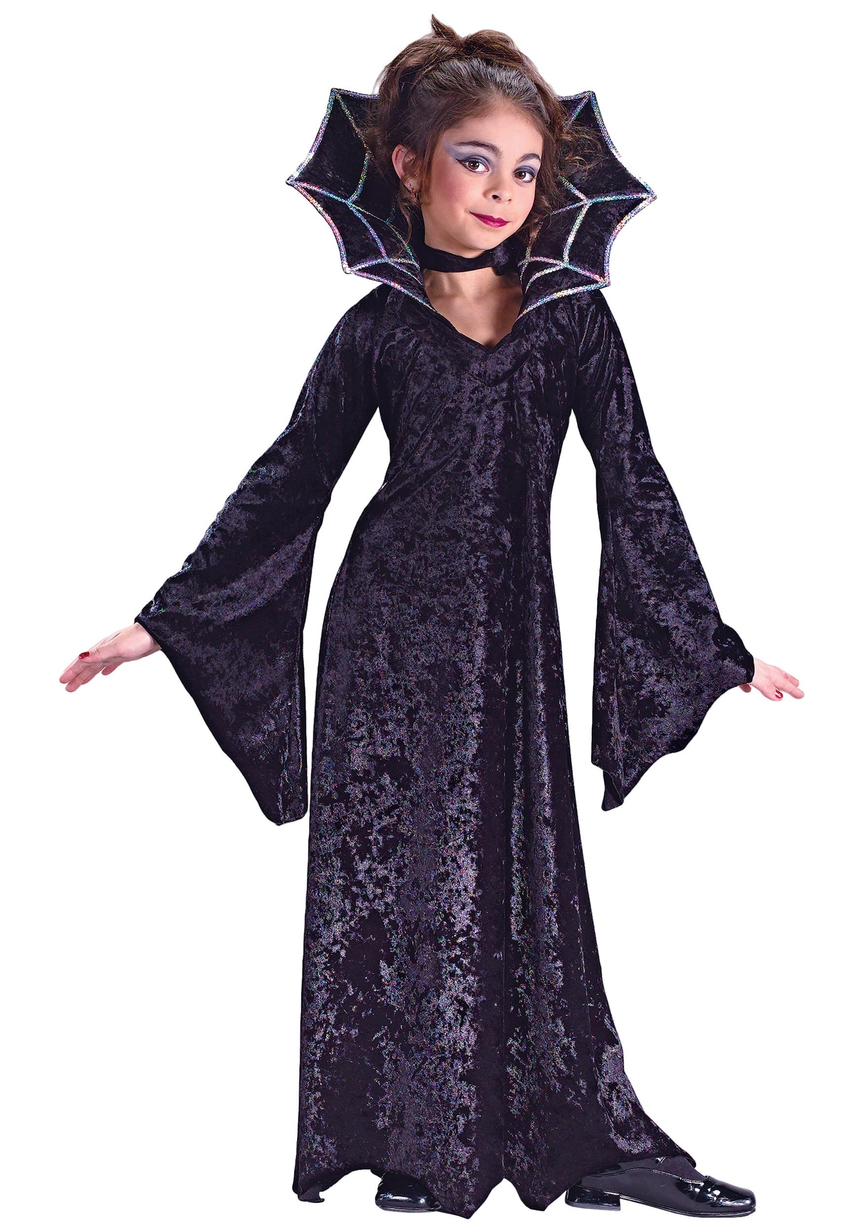 Child spiderella costume - Halloween schminkideen ...