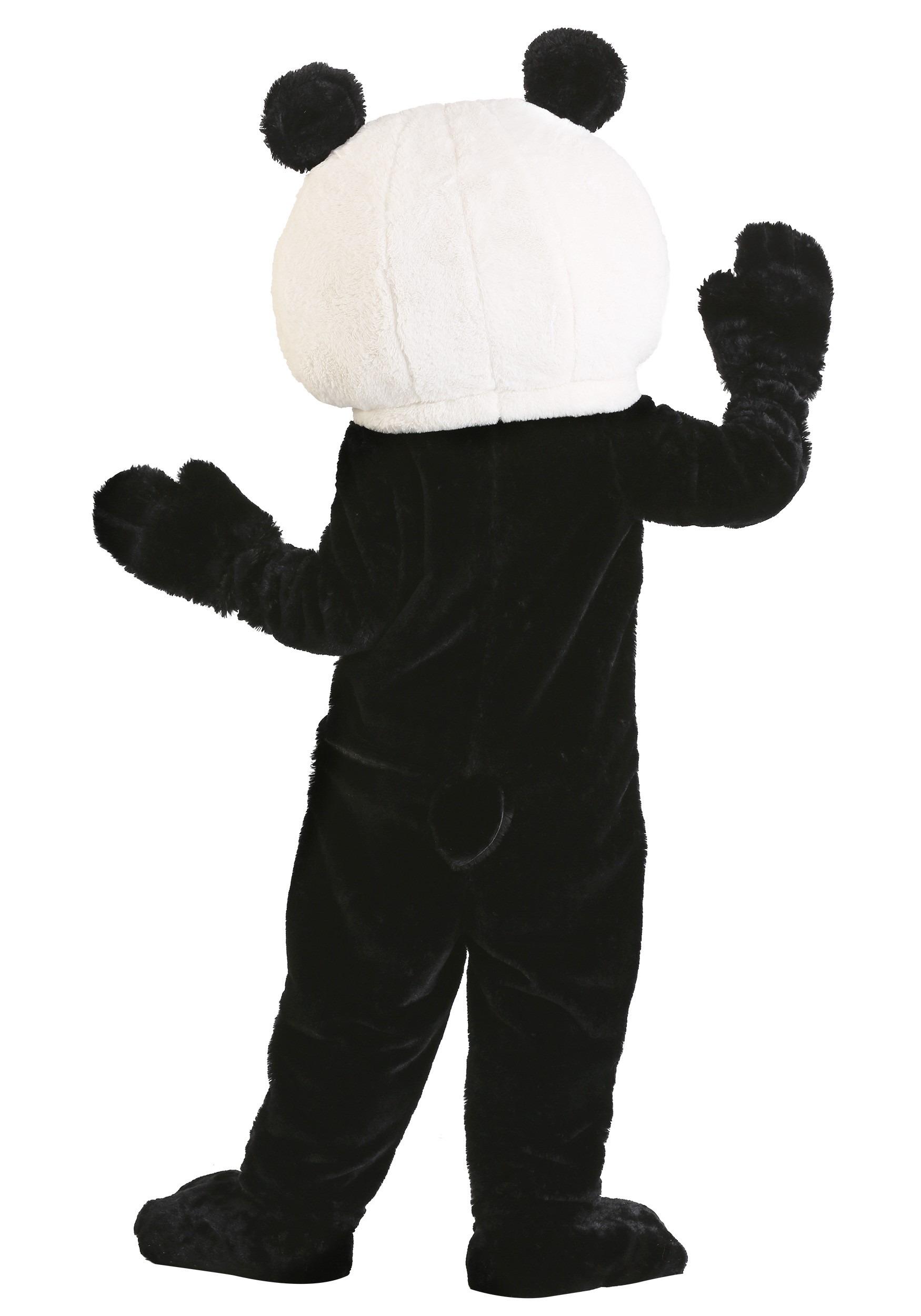 Panda Bear Kid's Costume