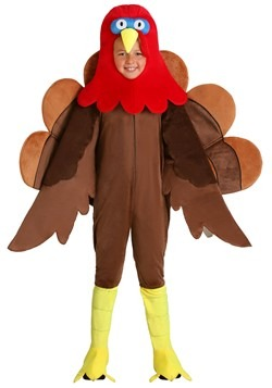 Childrens Wild Turkey Costume