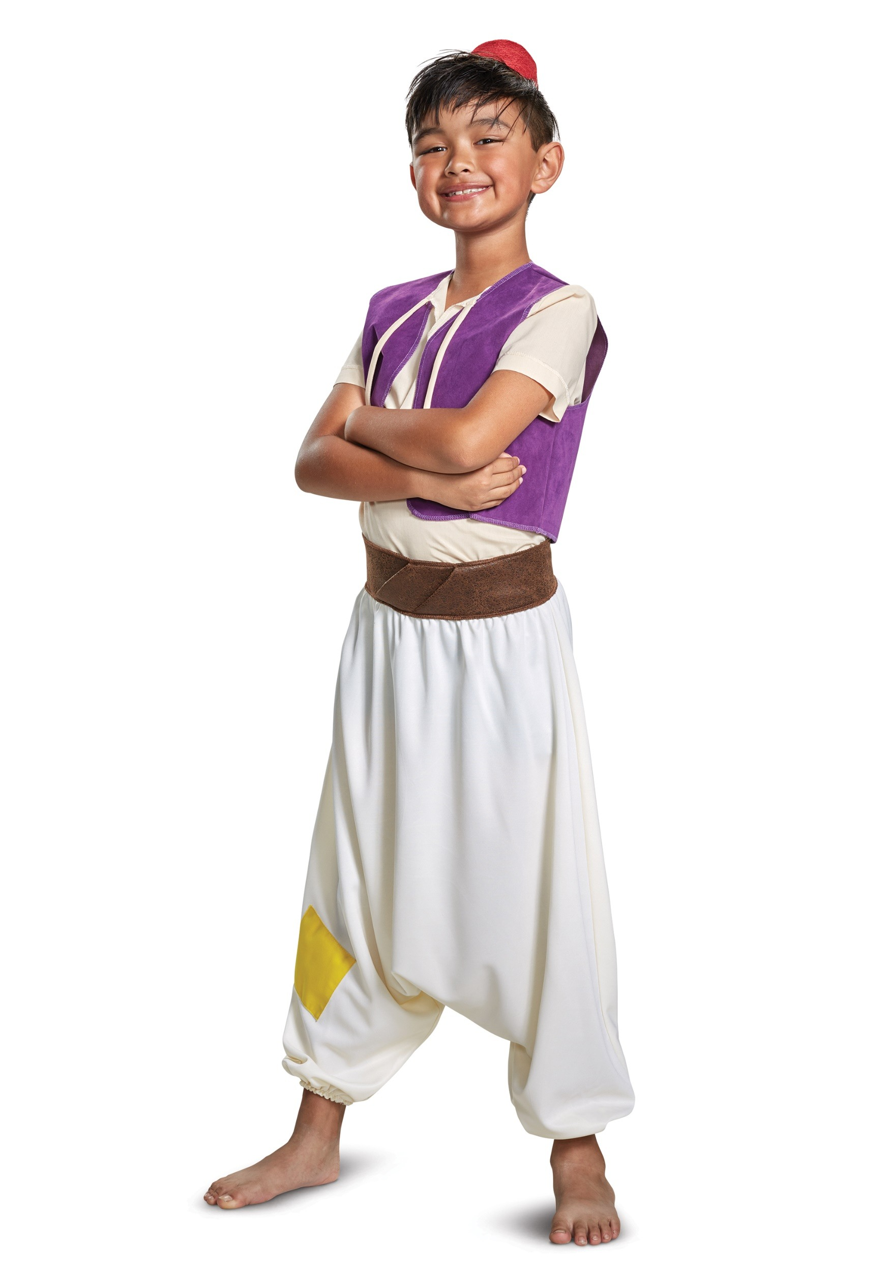 adult aladdin costume
