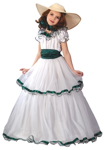 Southern Belle Kids Costume By: Fun World for the 2015 Costume season.