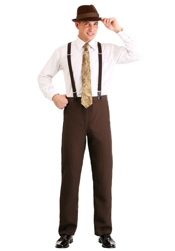 Mens Clyde Costume