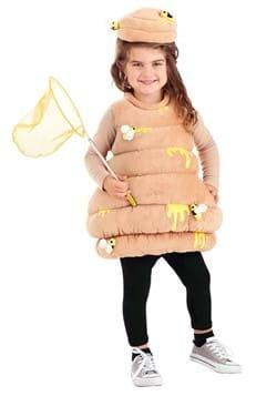 Toddler Bustling Beehive Costume