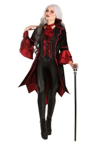 Women's Exquisite Vampire Costume