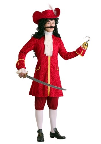 Adult's Privateer Pirate Costume