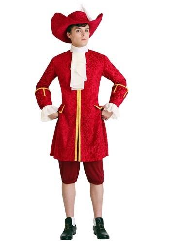Mens Privateer Pirate Plus Size Costume