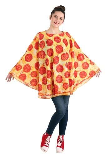 Adult Pizza Poncho
