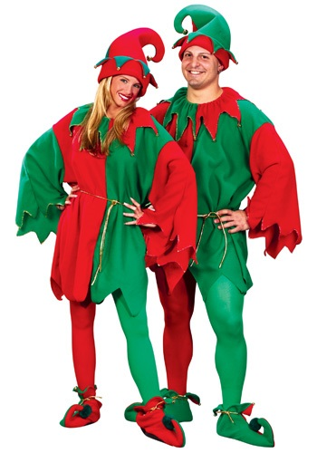 Click Here to buy Elf Costume from HalloweenCostumes, USA Funds & Shipping