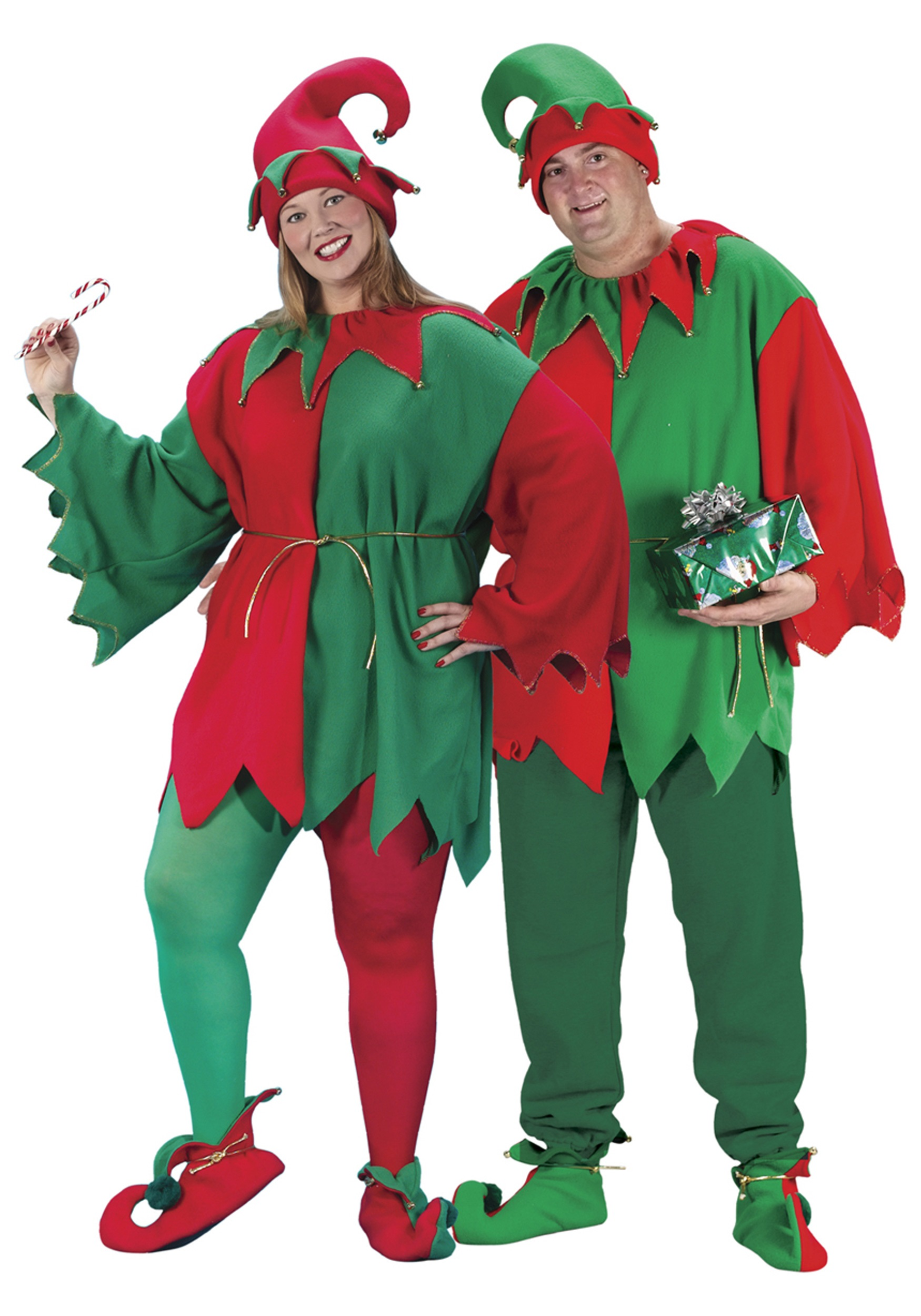 Plus Size Elf Costume  sc 1 st  Halloween Costumes & Adult Childu0027s Sexy Elf Christmas Costume