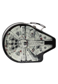 Millennium Falcon Star Wars Tin Lunch Box11