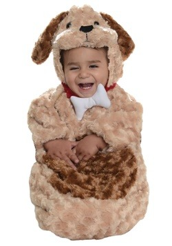 Infant Puppy Bunting Costume