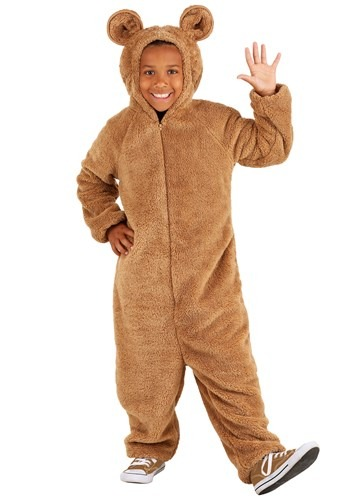Kid's Little Teddy Costume