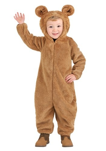 Toddler Little Teddy Costume