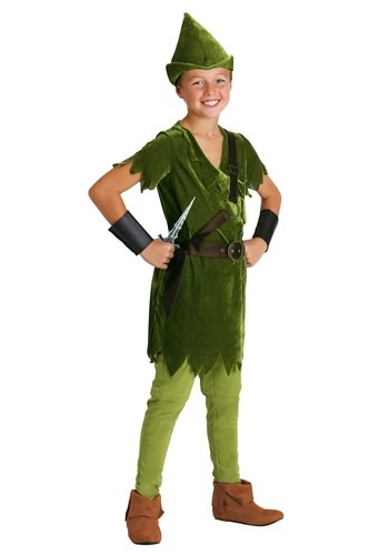 Child's Classic Peter Pan Costume