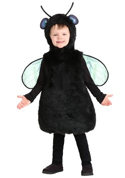 Toddler Black Fly Costume