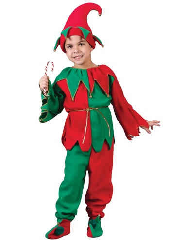 Click Here to buy Kids Elf Costume from HalloweenCostumes, USA Funds & Shipping