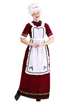 Holiday Costume Mrs. Claus