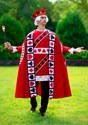 Men's Plus Size King of Hearts Costume 2